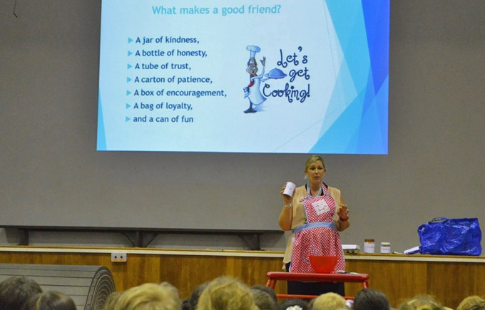 Lower Primary Assembly - What Makes a Good Friend