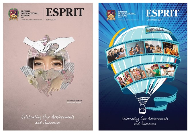 Esprit 2017-2018 British International School Hanoi