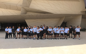 Year 6 National Museum of Qatar Trip Small