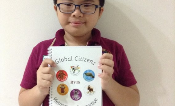 BVIS Primary School Citizenship
