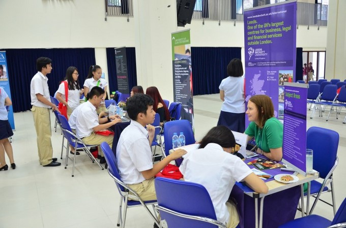 UK University Roadshow