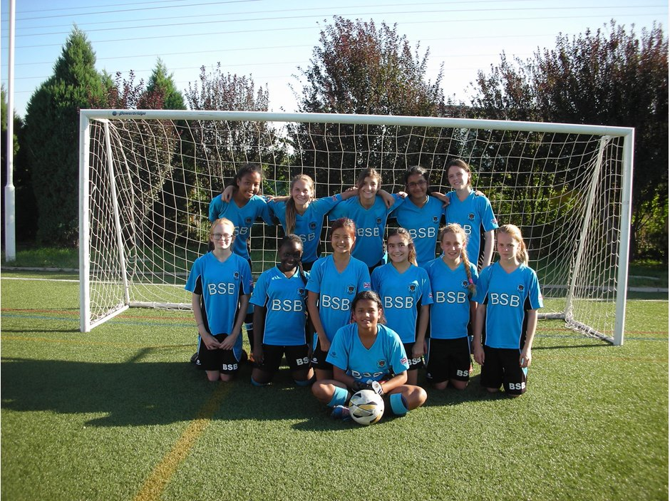 U13 Girls Football