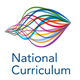 English National Curriculum \ logo
