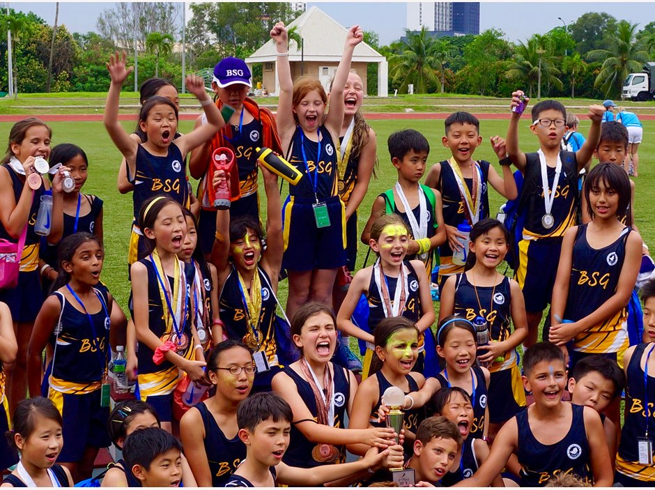 Primary FOBISIA Games 2016