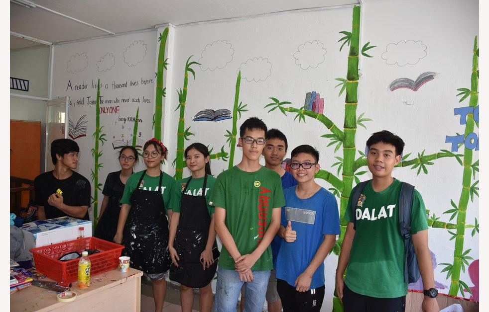 Green Bamboo Community Services Work 2019 (6)