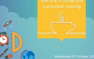 Year 8 & 9 Curriculum Evening