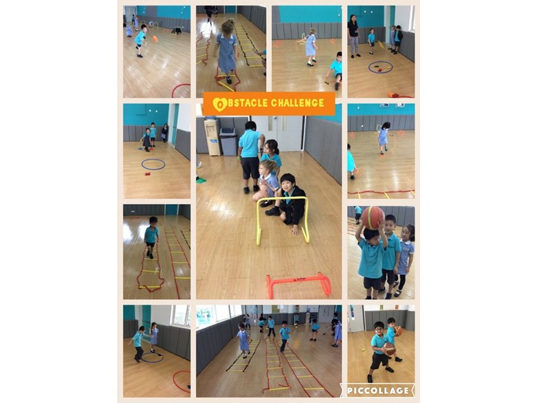 Year 1 Obstacle Challenge