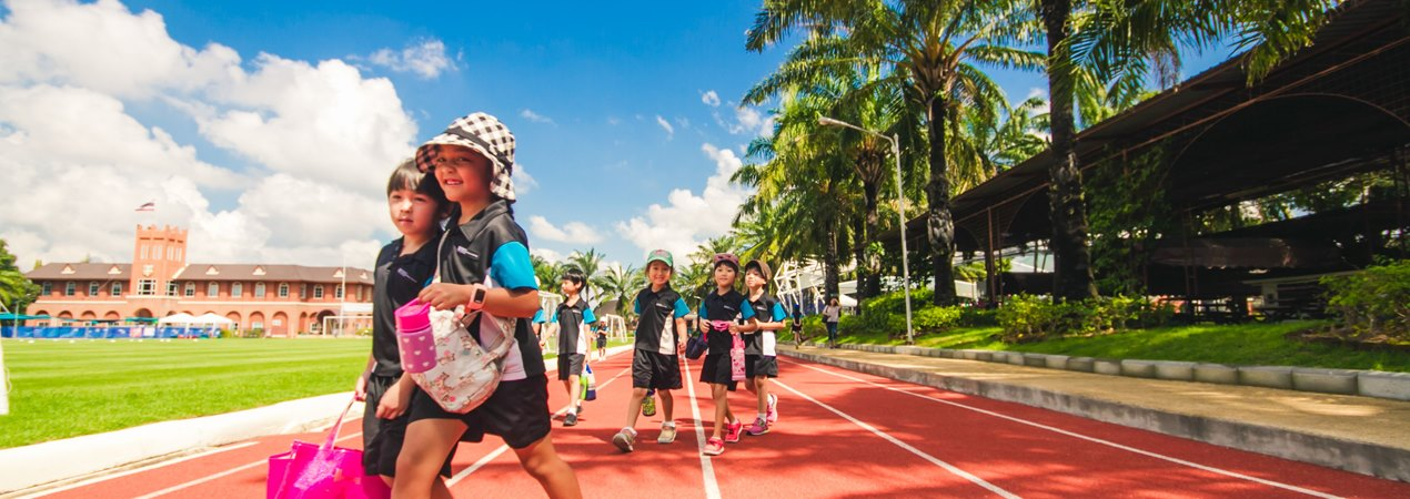 Boarding school beyond Bangkok | Regents International School Pattaya