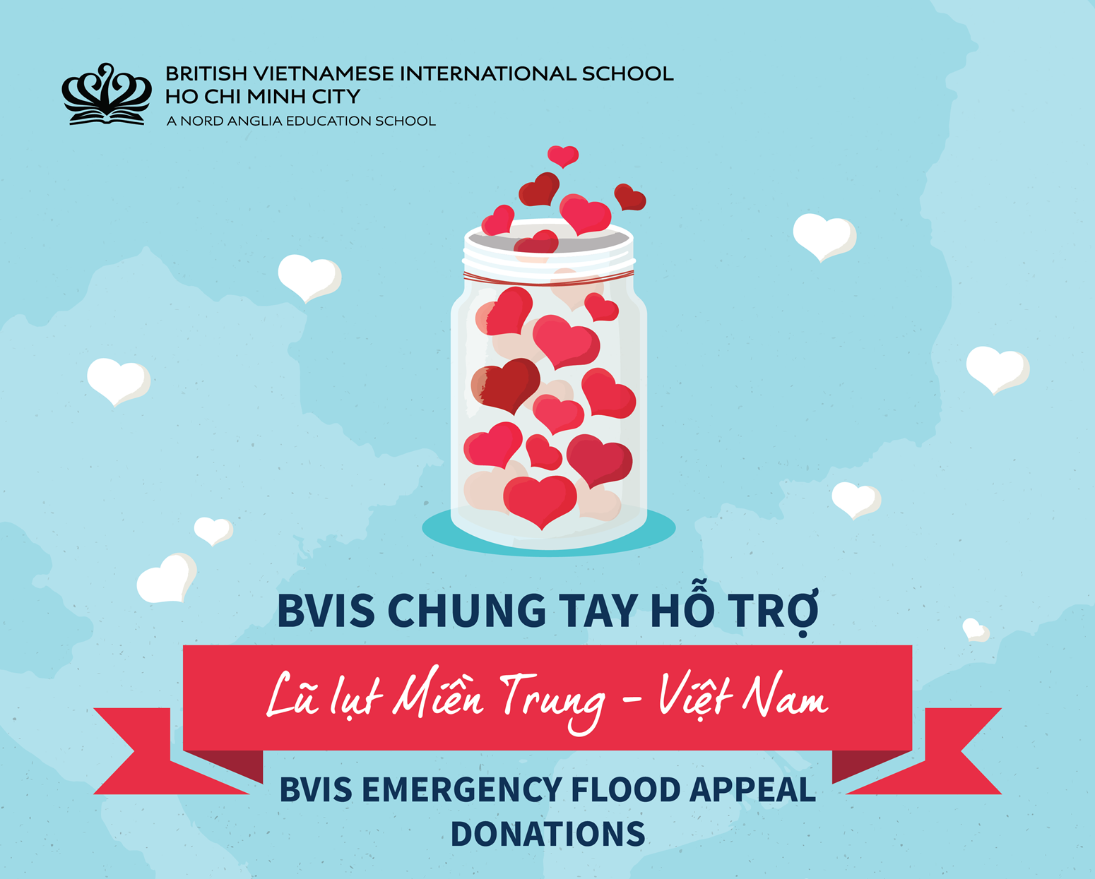 BVIS Emergency Flood Appeal Donations