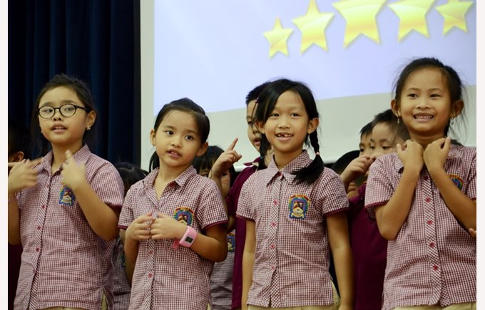 BVIS Primary Music Talents (1)