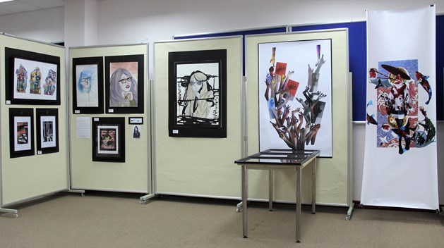 IB Art Exhibition 2018