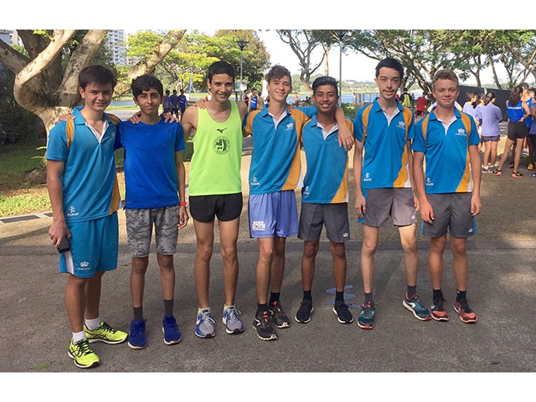 Cross Country U16