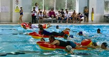interhouse swim 2