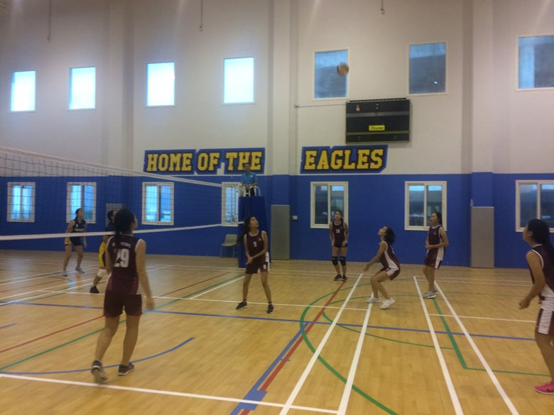 U19 Girls Volleyball