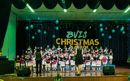 BVIS HCMC X-mas Fun Day 2018