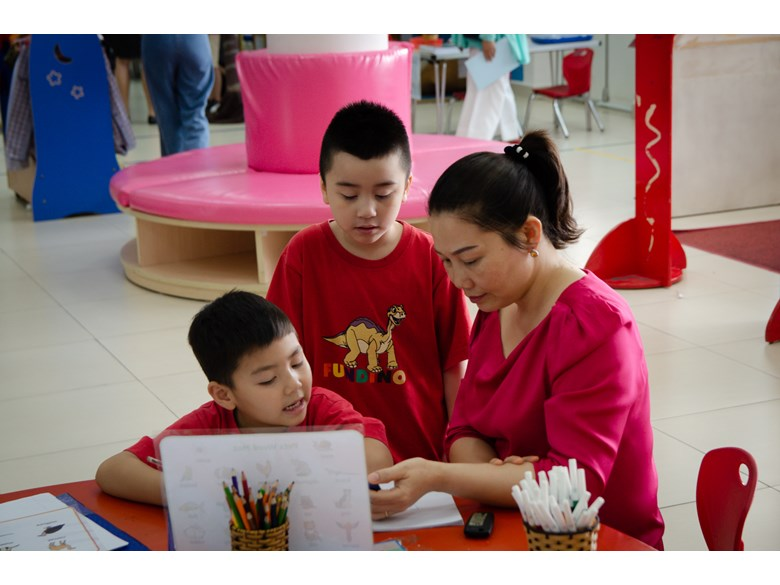 Britist International School Hanoi - Shared Learning