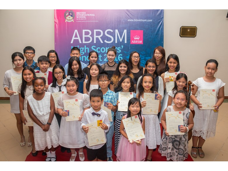 ABRSM High Scorers 2016 at BISHCMC 33