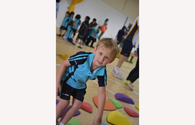 Gharaffa Early Years Sports Day