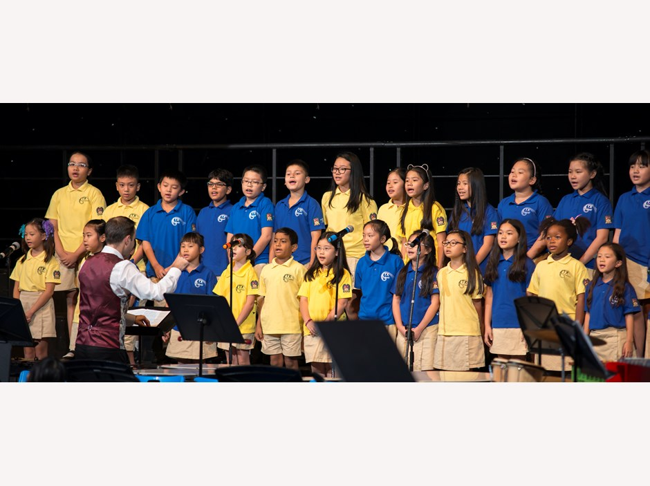 TX Students perform at Whole School Christmas Concert 2015