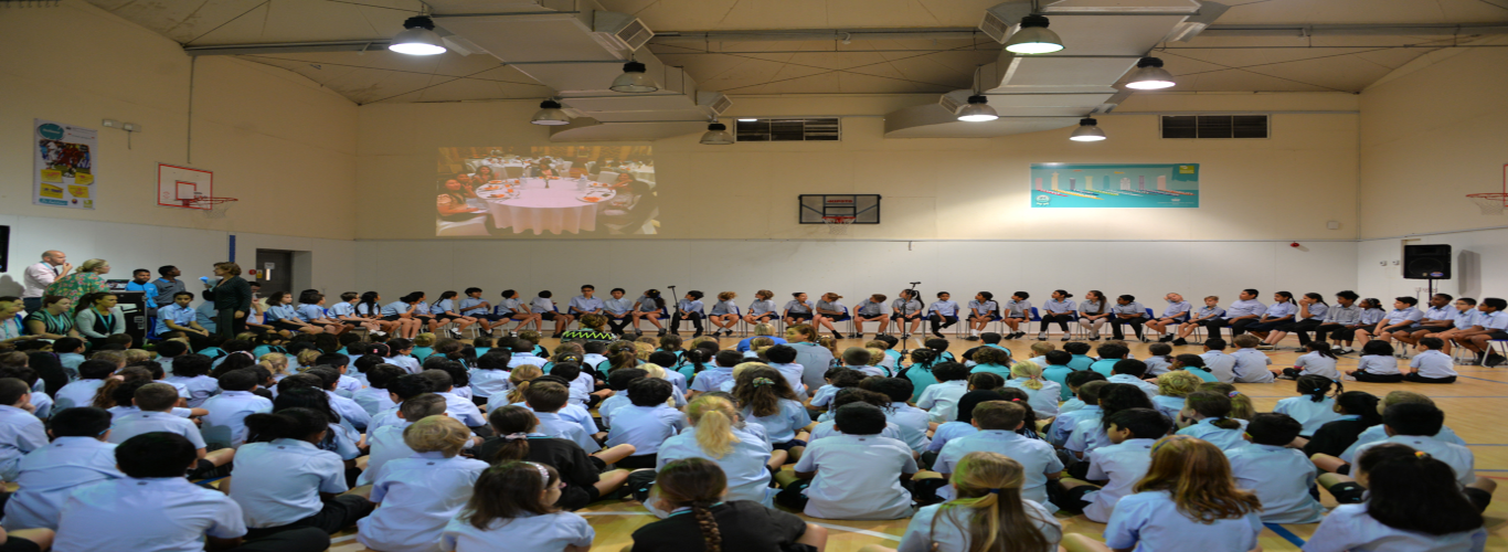 Gharaffa Buzz Year 6 Leaver's Assembly
