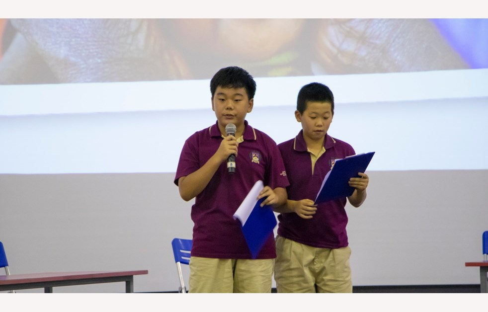 Y5 Speech Competition - Y6 Debate - 19 - 3