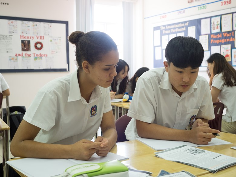 PCT British International School Hanoi