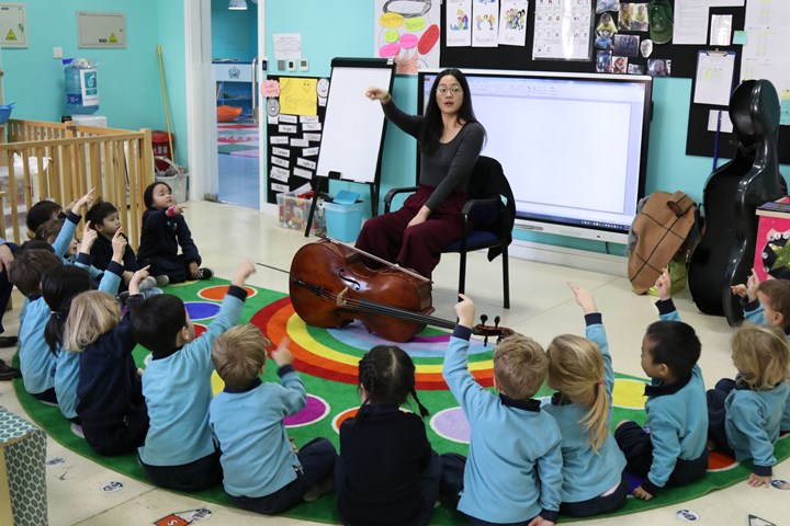 8 Juilliard - Nursery