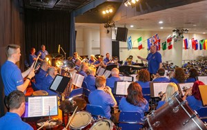 Desford Band visits Junior Campus-12