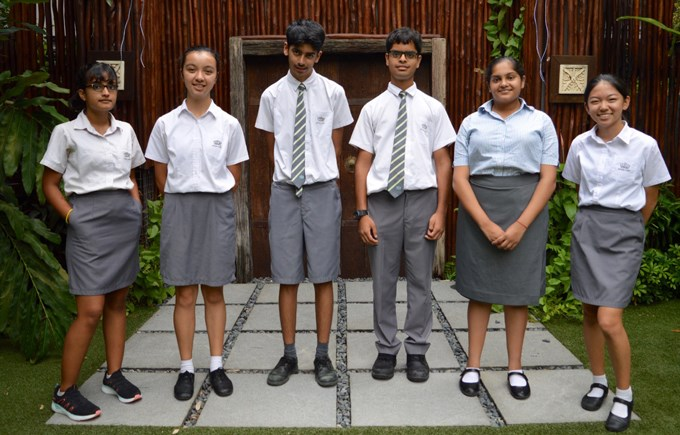 Dover Court International School Singapore, DCIS Student Council Environmental Committee