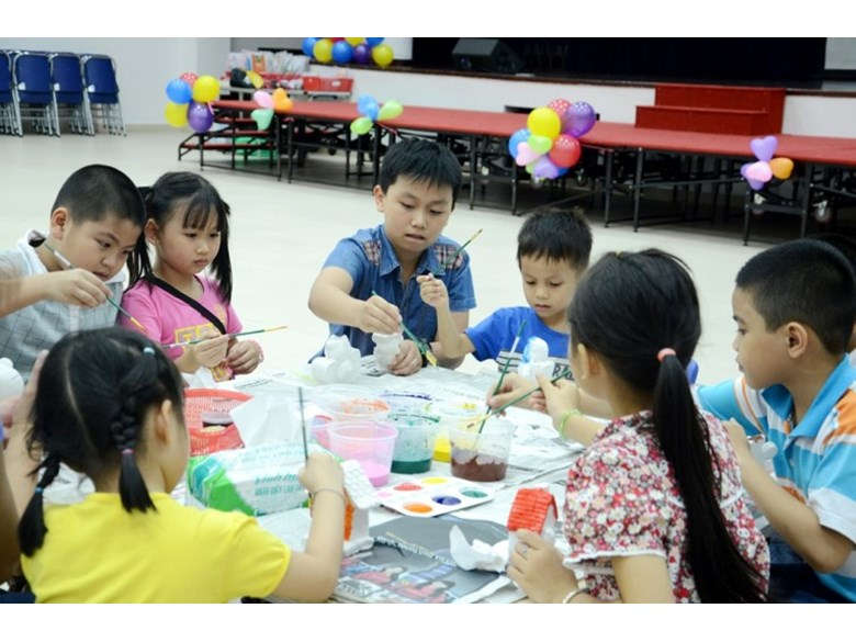 Children's Day Celebration for Staff's Children