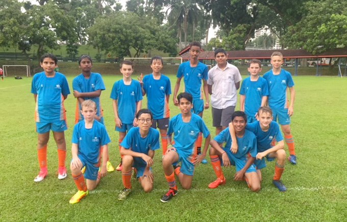 DCIS U14 Boy Football A Team