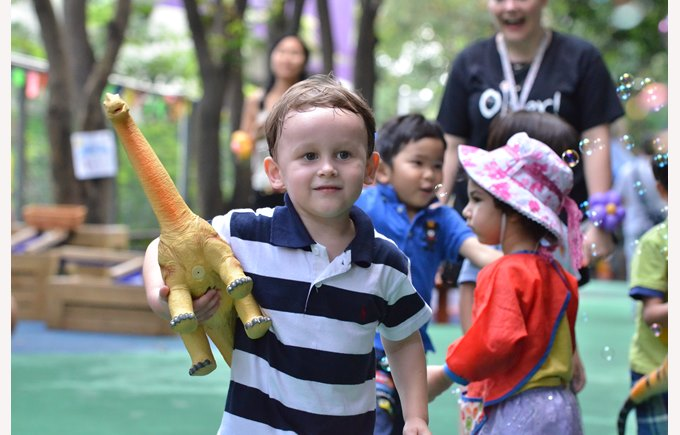 The British School of Guangzhou Nursery Carnival