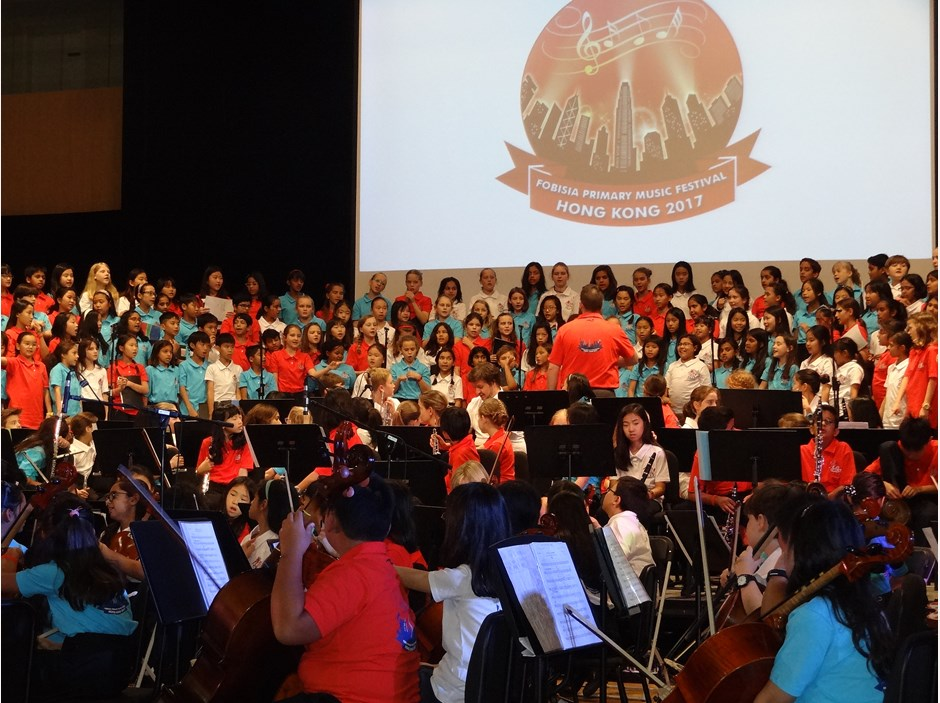 Primary Page 1 - Primary Music FOBISIA concert in HK March 2017
