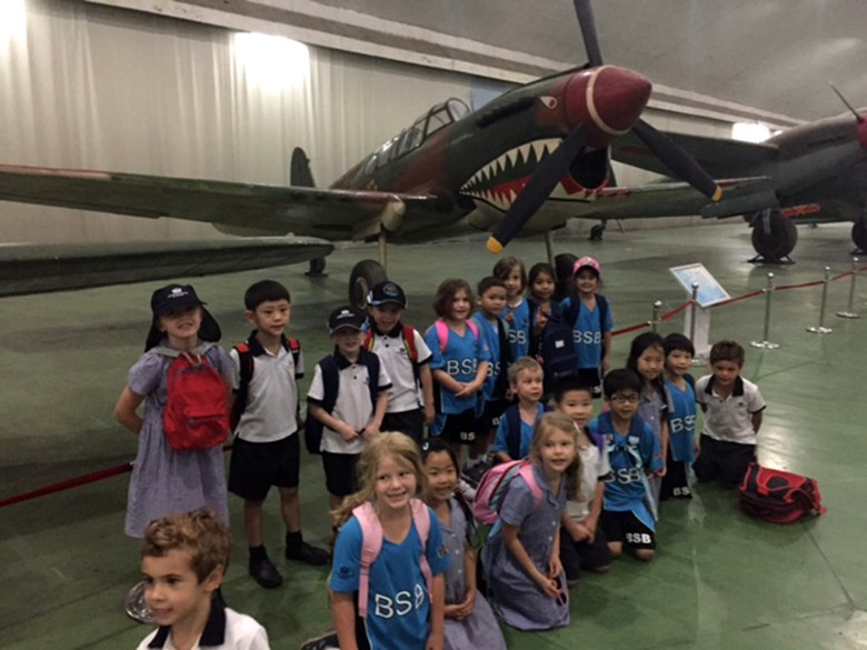 Y2 Visit to China Aviation Museum