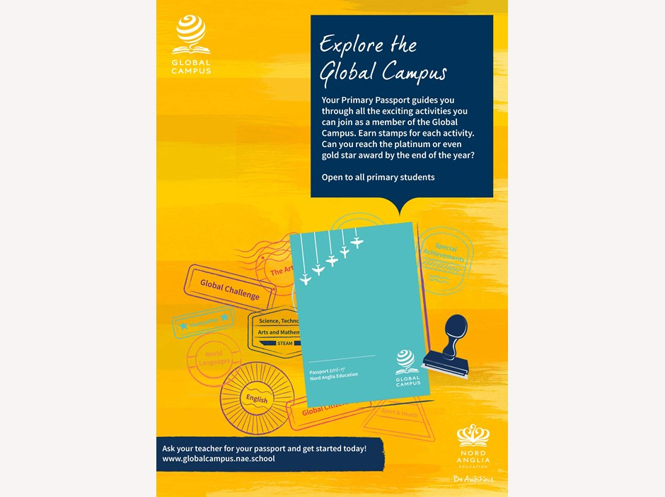 GC PrimaryPassport Poster
