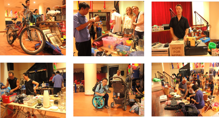 British International School, Ho Chi Minh City - BIS PTG Flea Market