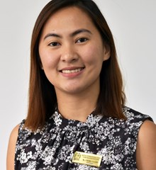 Cheska Valdes - BIS Teacher