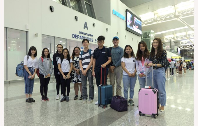 British International School Hanoi UNICEF Trip 2018 (28)