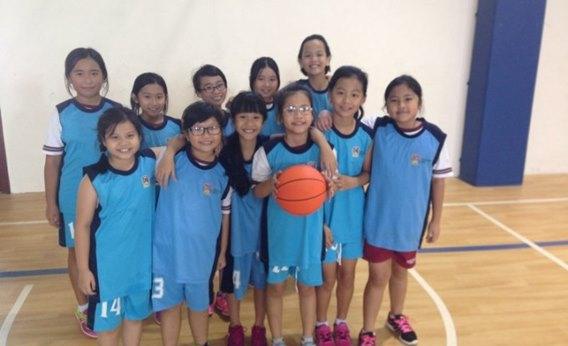 U11 Girls Basketball City Championships