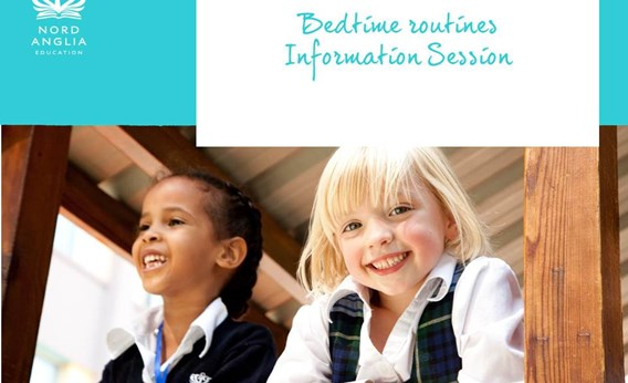 EYFS Workshop - Bed time routines