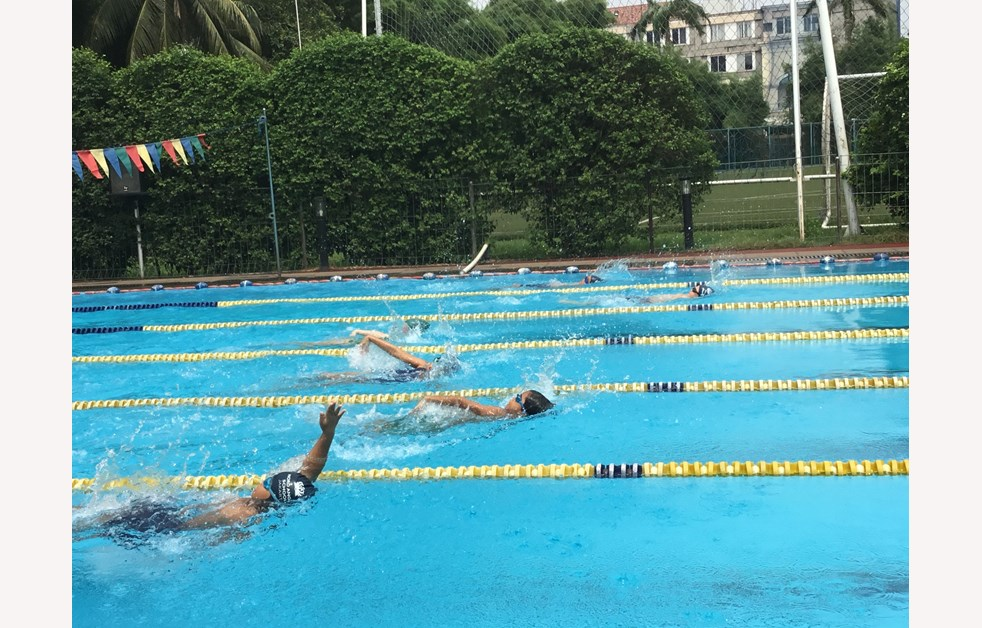 Swim Meet AIS 3