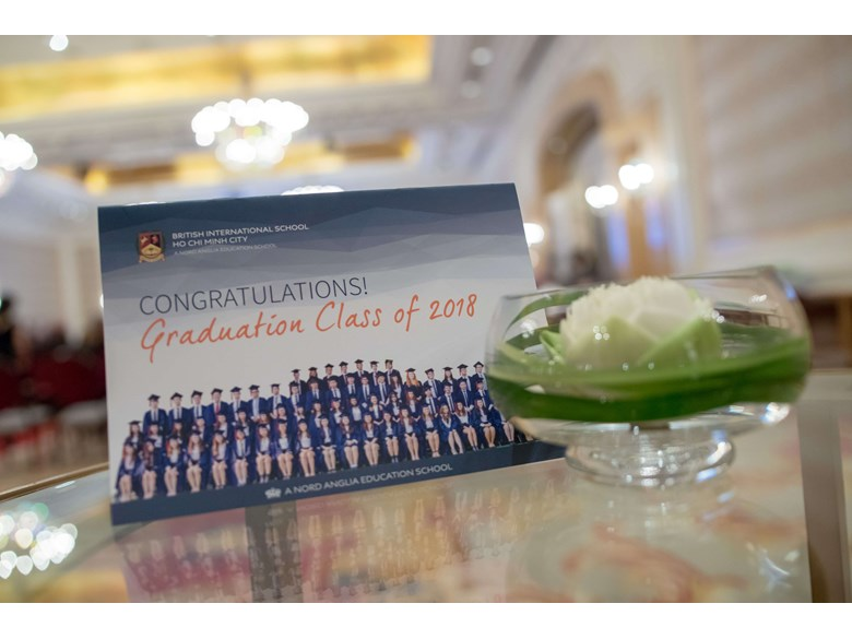 IBDP Graduation Ceremony 2018