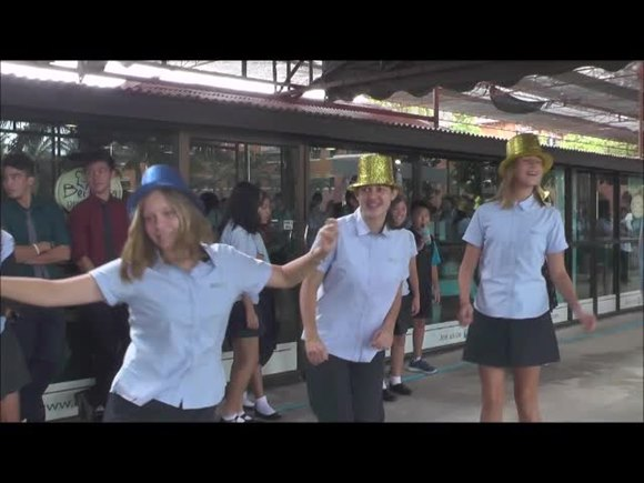 Alice In Wonderland - Flash Mob Video