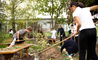 Huffington Post Outdoor learning