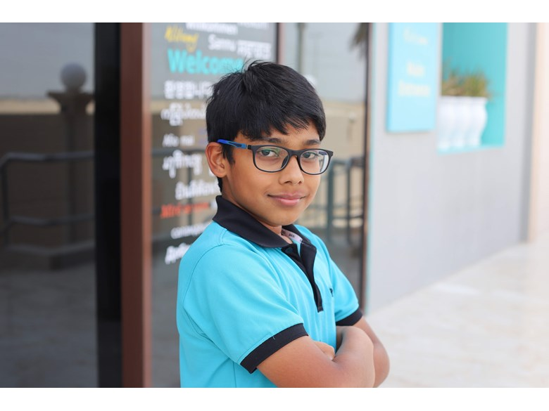 Student Profile: Yuraj, Year 5