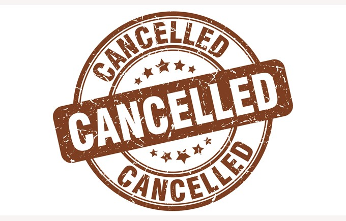Cancelled 540x329