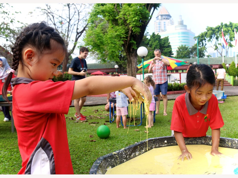 Playtime in the playground | NIS international school Jakarta