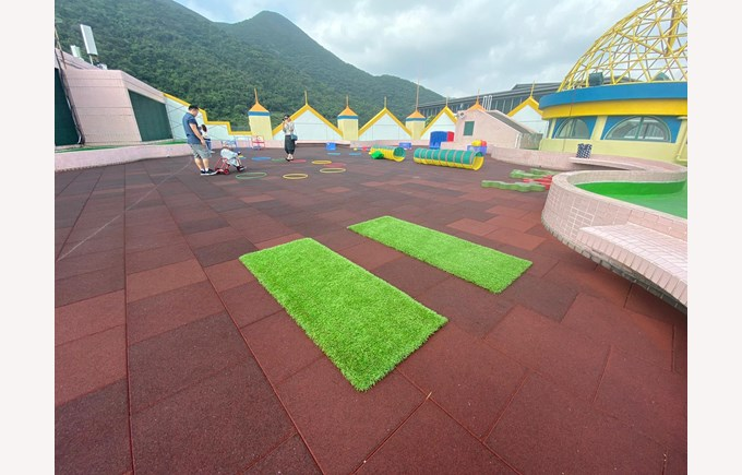 Tai Tam Roof Top Outdoor Play Area