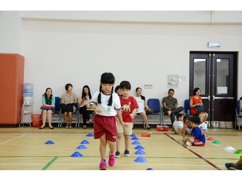 International Early Years School BVIS Hanoi Sports Day (7)