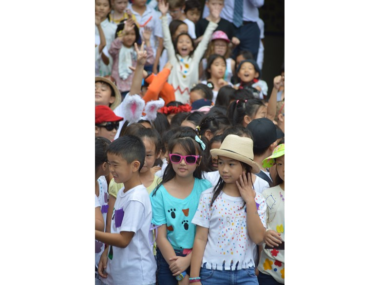 BIS Ho Chi Minh Year 4 Fashion Show (7)